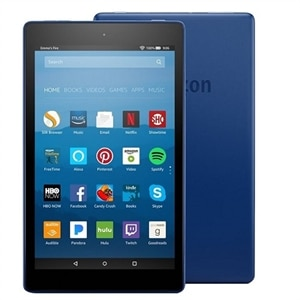"Amazon Fire HD 8 Tablet Fire OS 5 (Bellini) 32 GB 8"" IPS (1280 x 800) - Marine Blue"