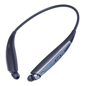 LG TONE Ultra SE HBS-835S - Earphones with mic - in-ear - neckband - Bluetooth - wireless - blue