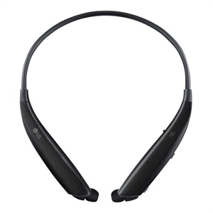 LG TONE ULTRA HBS-835 - Earphones with mic - in-ear - neckband - Bluetooth - wireless - black