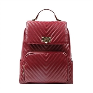 "Sandy Lisa Capri Notebook carrying backpack - 13"" - Maroon"
