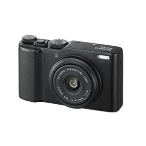Fujifilm X Series XF10 - Digital camera - compact - 24.0 MP - APS-C - 4K / 15 fps - Wi-Fi, Bluetooth - black
