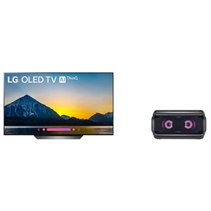 Lg 55 Inch Oled 4k Smart Hdr Thinq Ai Tv Oled55b8pua Uhd Tv With