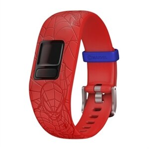 Garmin - Band - Marvel Spider-Man - red