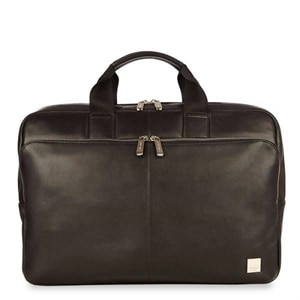 Knomo Newbury - Laptop carrying case - 15-inch - black