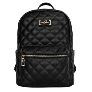 Sandy Lisa St. Tropez Mini - Backpack for tablet - black