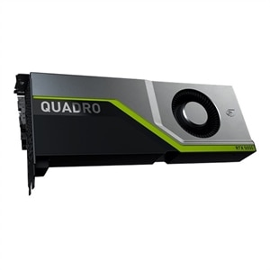 PNY NVIDIA Quadro RTX 5000 Graphics Card 16 GB GDDR6 PCIe 3.0 x16 4 x DisplayPort, USB-C
