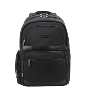 "ECO STYLE Exec Tech Backpack 15.6"" - Black"
