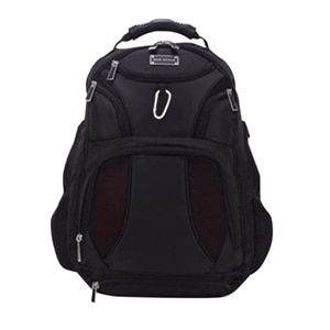 "Jet Set Smart Backpack Checkpoint Friendly 16"" - Black"