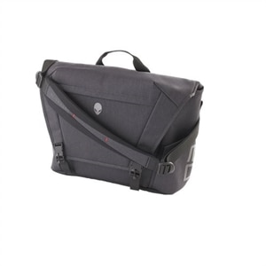 Alienware Area-51m Messenger - Laptop carrying case - 17.3-inch - black, dark gray