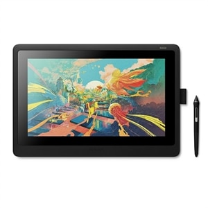 Wacom Cintiq 16 Digitizer w/ LCD display - right and left-handed - 13.6 x 7.6 in - electromagnetic HDMI, USB 2.0