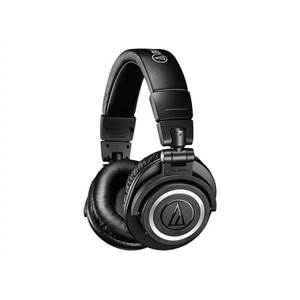 Audio-Technica Wireless Over-Ear Headphones with Mic