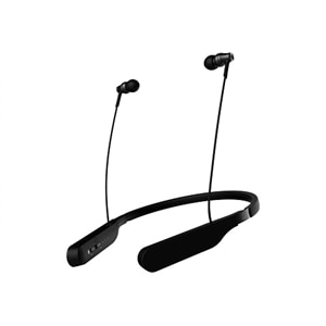 Audio-Technica ATH-DSR5BT - Earphones with mic - in-ear - neckband - Bluetooth - wireless - noise isolating