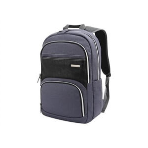 "ECO STYLE Pro Lite - Notebook carrying backpack - 15.6"" - gray"