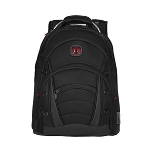 "Wenger Synergy 16"" Ballistic Laptop Backpack - Black"