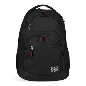 "OGIO Tribune - Laptop carrying backpack - 17"" - Black Padded"
