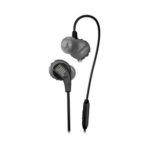 JBL Endurance Run - Earphones with mic - in-ear - wired - black