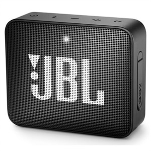 JBL Go 2 - Speaker - for portable use - wireless - Bluetooth - 3-watt - midnight black