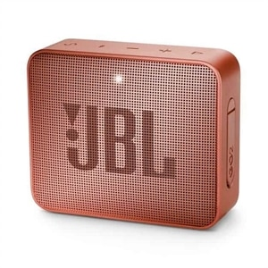 JBL Go 2 - Speaker - for portable use - wireless - Bluetooth - 3-watt - sunkissed cinnamon