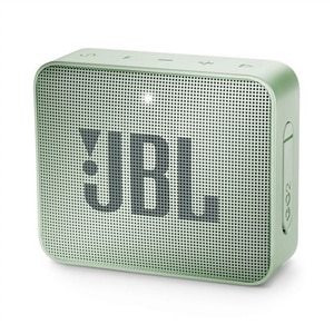JBL Go 2 - Speaker - for portable use - wireless - Bluetooth - 3-watt - seafoam mint