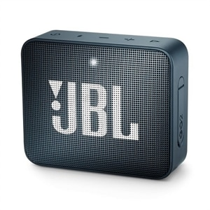 JBL Go 2 - Speaker - for portable use - wireless - Bluetooth - 3-watt - slate navy