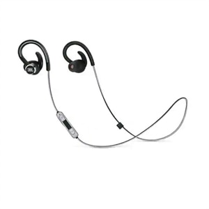 JBL Reflect Contour - Earphones with mic - in-ear - over-the-ear mount - Bluetooth - wireless - black