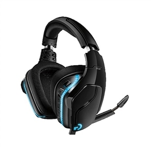Logitech G635 - Headset - 7.1 channel - full size - wired - USB, 3.5 mm jack