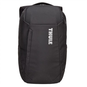 "Thule 20 Liter Accent Backpack Notebook Carrying Case 14"" - Black"