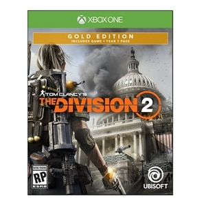 Tom Clancys The Division 2 Gold Edition Xbox One Dell Usa