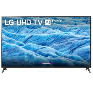 LG 70 Inch LED 4K UHD HDR Smart TV w/AI ThinQ - 70UM7370PUA