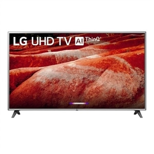 LG 75 Inch LED 4K UHD HDR Smart TV w/AI ThinQ - 75UM7570PUD