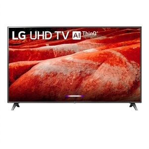 LG 86 Inch LED 4K UHD HDR Smart TV w/AI ThinQ - 86UM8070PUA