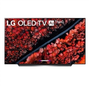 LG TV 65 Inch OLED 4K Ultra HD HDR Smart TV C9 Series OLED65C9PUA 2019