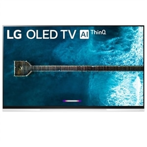 LG 65 inch OLED 4K UHD HDR Smart TV w/AI ThinQ - OLED65E9PUA