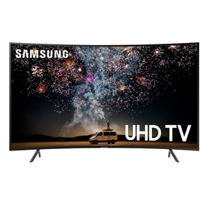 Samsung TV 55 Inch  LED 4K Ultra HD HDR Smart TV RU7300 Series UN55RU7300FXZA 2019