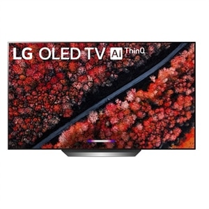 LG 77 inch LED 4K Ultra HD (HDR) smart TV - OLED77C9PUA