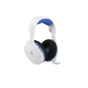Turtle Beach Stealth 600 - Headset - full size - 2.4 GHz - wireless - white