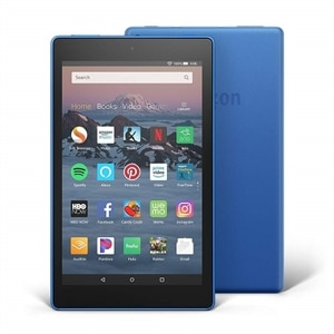 Amazon Fire HD 8 - Tablet - Fire OS 5 (Bellini) - 16 GB - Marine Blue - with Special Offers