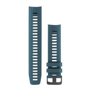 Garmin - Watch strap - lakeside blue - for Instinct