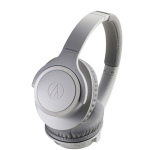 Audio Technica Wireless Over-Ear Headphones - Gray