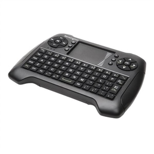 Kensington Handheld Wireless Keyboard - Keyboard - with touchpad, cursor control - wireless