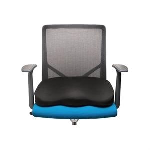 Kensington Ergonomic Memory Foam Seat Cushion Seat Rest Black Dell Usa