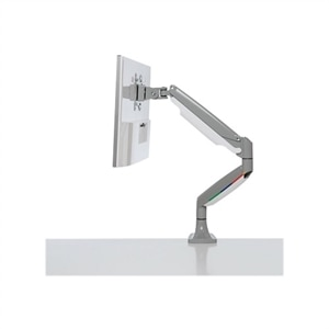 "Kensington SmartFit One-Touch Height Adjustable Single Monitor Arm - Desk mount for monitor (adjustable arm) - screen size: 13""-32"" - desktop, C-clamp, grommet"