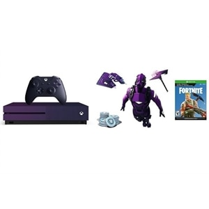Xbox One S Fortnite Battle Royale Special Edition Bundle