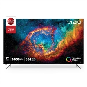 Vizio TV 65 Inch LED 4K Ultra HD HDR Smart TV P SeriesQuantumX PX65-G1 2019