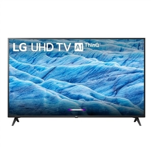 LG 55 Inch 4K Ultra HD Smart TV - 55UM7300PUA