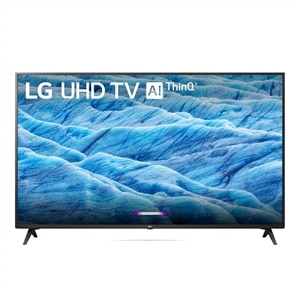 LG 65 Inch 4K Ultra HD Smart TV - 65UM7300PUA