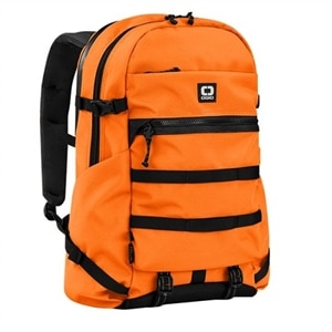 OGIO ALPHA Convoy 320 - Laptop carrying backpack - 15-inch - glow orange