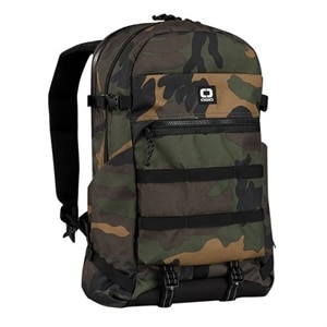 "OGIO ALPHA Convoy 320 - Notebook carrying backpack - 15"" - woodland camouflage"