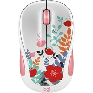 Logitech M325c Color Collection Mouse 2.4 GHz - Summer Bouquet