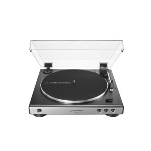 Audio-Technica AT-LP60X - Turntable - black, gunmetal